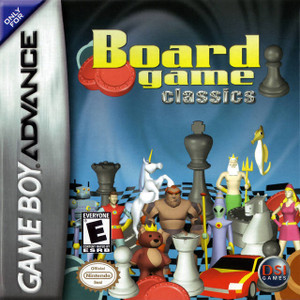 Board Game Classics - Game Boy Advance