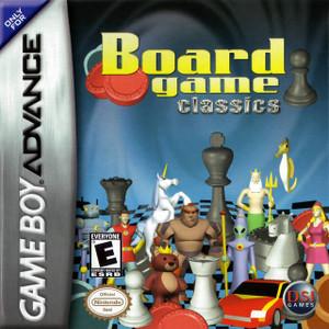 Board Game Classics - Game Boy Advance