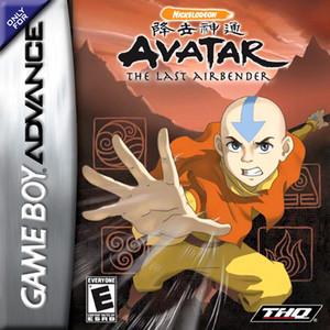 Avatar The Last Airbender - Game Boy Advance