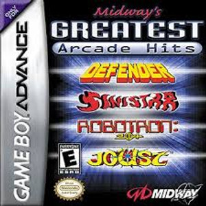 Midway's Greatest Arcade Hits - Game Boy Advance
