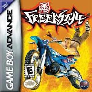 Freekstyle - Game Boy Advance