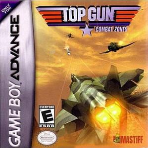 Top Gun Combat Zones - Game Boy Advance
