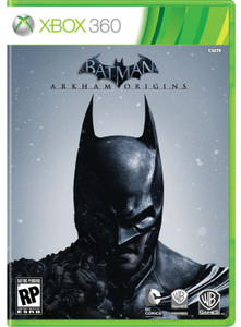 Batman Arkham Origins  Xbox 360Batman Arkham Origins - Xbox 360 Game