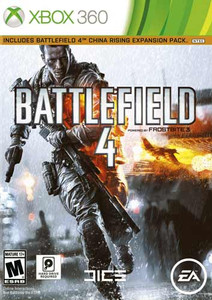 Battlefield 4 with China Rising Expansion - Xbox 360 GameBattlefield 4 with China Rising Expansion - Xbox 360 Game