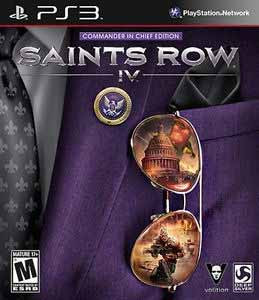Saints Row IV Commander In Chief - PS3 GameSaints Row IV Commander In Chief Edition - PS3 Game