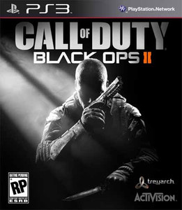 Call of Duty Black Ops II - PS3 GameCall Of Duty Black Ops II - PS3 Game
