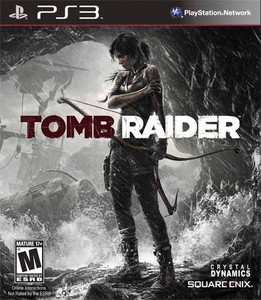 Tomb Raider - PS3 GameTomb Raider - PS3 Game