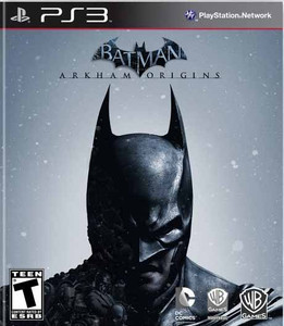 Batman Arkham Origins - PS3 Game