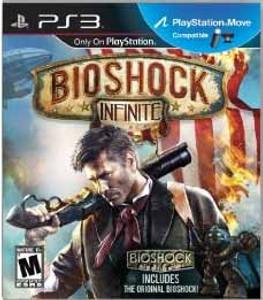 Bioshock Infinite - PS3 GameBioshock Infinite - PS3 Game