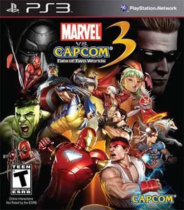 Marvel Vs Capcom 3 - PS3 GameMarvel Vs Capcom 3 - PS3 Game