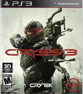 Crysis 3 - PS3 GameCrysis 3 - PS3 Game
