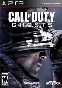 Call Of Duty Ghosts - PS3 GameCall Of Duty Ghosts - PS3 Game