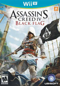 Assassin's Creed Black Flag - Wii U GameAssassin's Creed Black Flag - Wii U Game