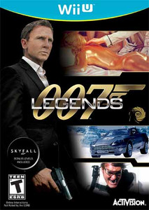 007 Legends - Wii U Game007 Legends - Wii U Game