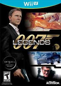 007 Legends - Wii U Game007 Legends - Wii U Game