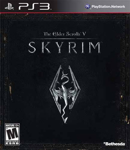 Skyrim The Elder Scrolls V - PS3 GameSkyrim - PS3 Game