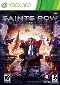 Saints Row IV - Xbox 360 GameSaints Row IV - Xbox 360 Game