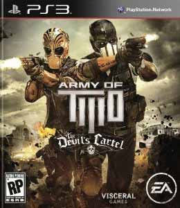 Army of Two The Devils Cartel - PS3 GameArmy of Two The Devils Cartel - PS3 Game