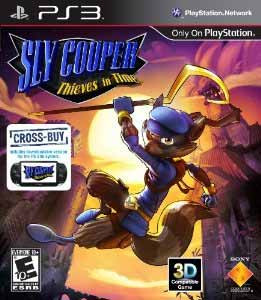 Sly Cooper Thieves in Time - PS3 GameSly Cooper Thieves in Time - PS3 Game