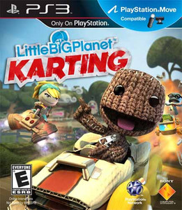 Little Big Planet Karting - PS3 GameLittle Big Planet Karting - PS3 Game