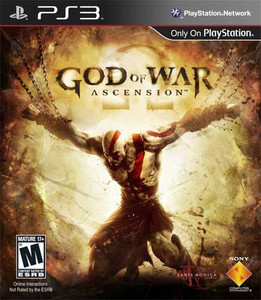 God of War Ascension - PS3 GameGod of War Ascension - PS3 Game