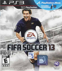 Fifa Soccer 13 - PS3 Game
