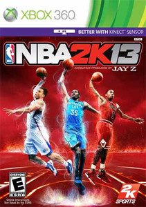 NBA 2k13 - Xbox 360NBA 2K13 - Xbox 360 Game
