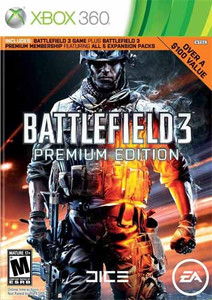 Battlefield 3 Premium Edition - Xbox 360 Game