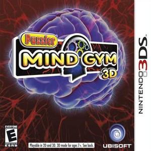 Puzzler Mind Gym 3D - 3DS Game