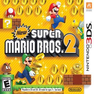 Super Mario Bros. 2, New - 3DS Game