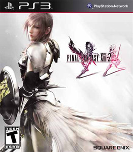 Final Fantasy XIII-2 - PS3 Game