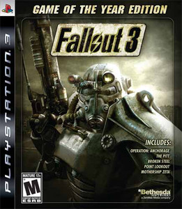 Fallout 3 Game of the Year Edition - PS3 Game