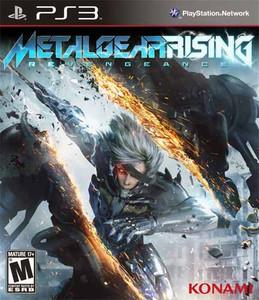 Metal Gear Rising Revengance - PS3 Game