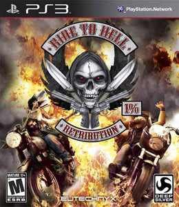Ride To Hell Retribution - PS3 Game