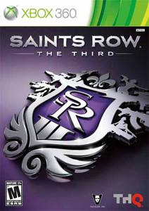 Saints Row The Third - Xbox 360 Game