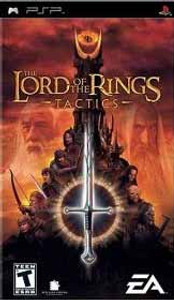Lord of the Rings Tactics - PSP Game