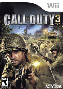 Call of Duty 3 - Wii Game