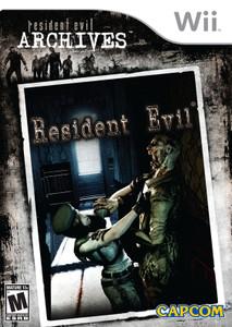 Resident Evil Archives Resdent Evil - Wii Game