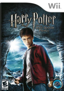Harry Potter and the Half-Blood Prince Wii Game