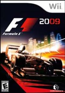 Formula 1 2009 Wii Game