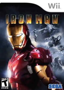 Iron Man Wii Game
