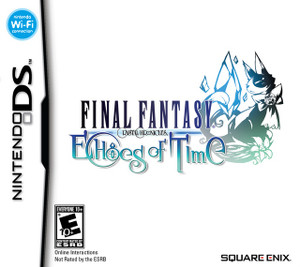 Final Fantasy Crystal Chronicles Echoes of Time DS Game