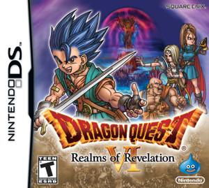 Dragon Quest VI Realms of Revelation Nintendo DS Game