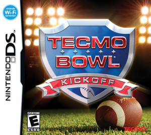 Tecmo Bowl Kickoff - DS Game