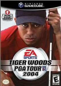 Tiger Woods 2004 - GameCube Game
