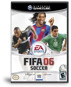 Fifa Soccer 06 - GameCube Game