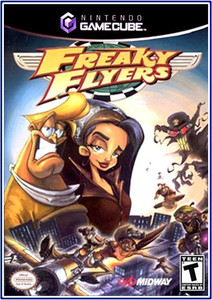 Freaky Flyers - GameCube Game