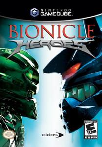 Bionicle Heroes - GameCube Game