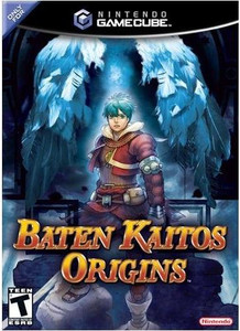 Baten Kaitos Origins GameCube Game