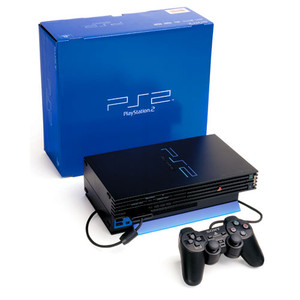 Complete Playstation 2 System In Original Box